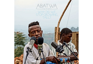 VARIOUS - abatwa (the pygmy): why did we stop growing tall? - (LP + Download)