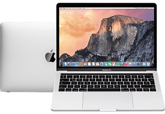 "APPLE MacBook Pro 13"" Touch Bar (2017) ezüst Core i5/8GB/256GB SSD (mpxx2mg/a)"