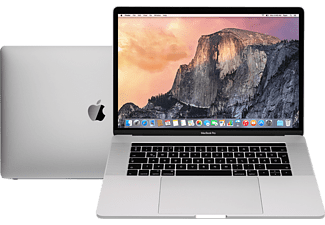 "APPLE MacBook Pro 15"" Touch Bar (2017) ezüst Core i7/16GB/512GB SSD/Radeon Pro 560 4GB (mptv2mg/a)"