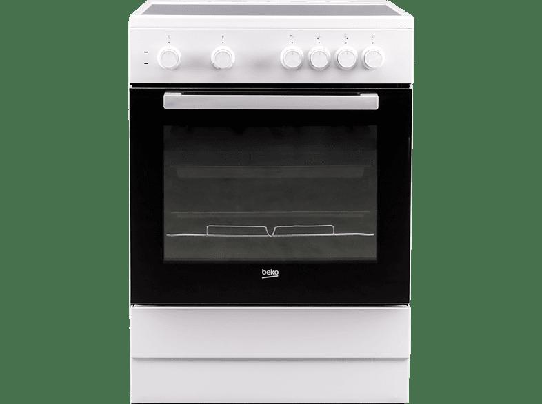 BEKO FSM67010GW οικιακές συσκευές   offline κουζίνες ηλεκτρικές κουζίνες