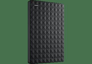 SEAGATE Expansion+ Portable, 1 TB, Schwarz, Externe Festplatte, 2.5 Zoll