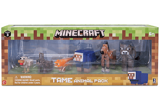 Minecraft Multipack - Zahme Tiere