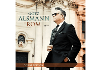 Götz Alsmann - In Rom (Limited Deluxe Edition CD+DVD) - (CD + DVD Video)