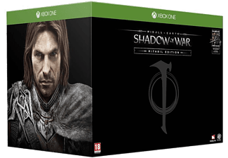 Middle-earth: Shadow of War Mithril Edition Xbox One