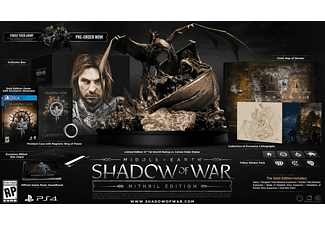 Middle-earth: Shadow of War Mithril Edition PS4