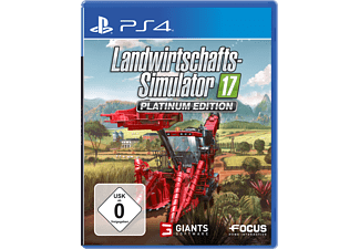 Landwirtschaftssimulator 17: Platinum Edition - PlayStation 4