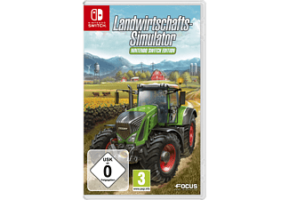 Landwirtschafts-Simulator 17: Nintendo Switch Edition - Nintendo Switch
