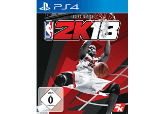 NBA 2K18 (Legend Edition) [PlayStation 4]