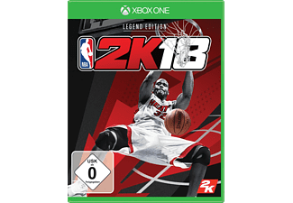 NBA 2K18 (Legend Edition) [Xbox One]