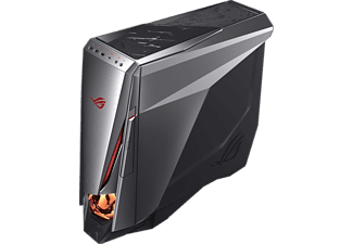 ASUS GT51CH-DE014T, Gaming PC mit Core™ i7 Prozessor, 16 GB RAM, 1 TB HDD, 256 GB SSD, GeForce GTX 1080 O.C. Edition, 8 GB
