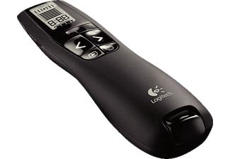 LOGITECH R700 Professional, Presenter, Schwarz
