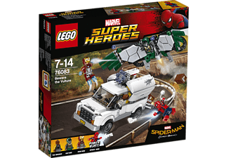 LEGO Hüte dich vor Vulture (76083)