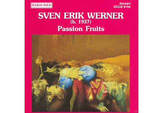 Sven Erik Werner - Passion Fruits - (CD)