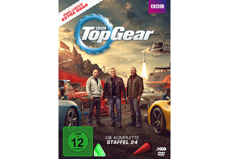 Top Gear - Season 24 - (DVD)