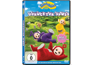 Teletubbies: Verrückter Spass - (DVD)