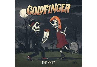 Goldfinger - The Knife - (CD)