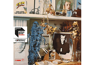 Brian Eno - Here Come the Warm Jets (Limited Edition) (Vinyl LP (nagylemez))