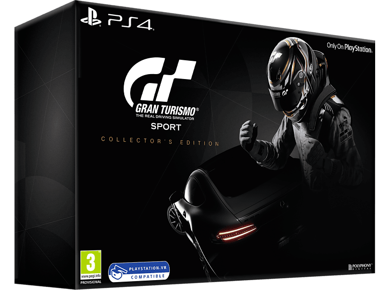 Gran Turismo Sport Collector's Edition PlayStation 4 gaming   offline sony ps4 παιχνίδια ps4 gaming games ps4 games