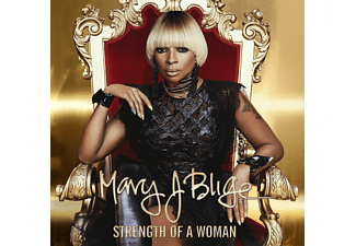 Mary J. Blige - Strenght of a Woman (Limited Edition) (Vinyl LP (nagylemez))