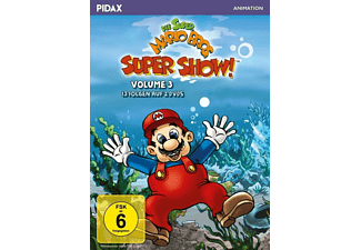 Die Super Mario Bros. Super Show! Vol. 3 - (DVD)