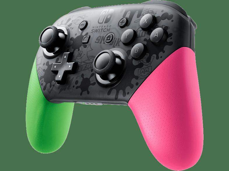 NINTENDO Switch Pro Controller Splatoon2 Edition gaming απογείωσε την gaming εμπειρία gaming controllers gaming απογείωσε την gam