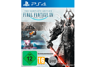 Final Fantasy XIV Complete Edition - PlayStation 4