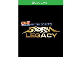 Naruto Shippuden Ultimate Storm Legacy Xbox One