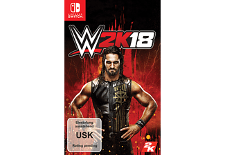 WWE 2K18 - Deluxe Edition - Nintendo Switch