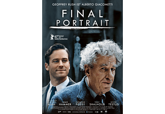 Final Portrait - (DVD)