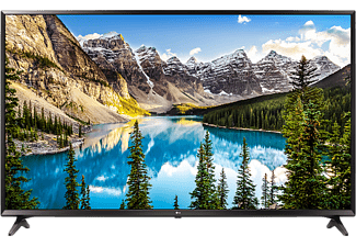 "LG 49UJ630V 49"" 4K UHD Smart TV - Svart"