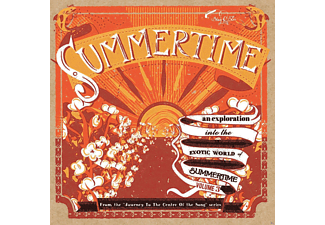 VARIOUS - Summertime-Journey To The Center Of The Song 03 - (Vinyl)