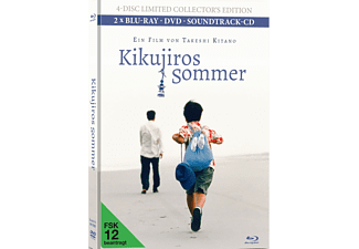 Kikujiros Sommer (4-Disc Limited Collector's Edition inkl. Soundtrack-CD) - (Blu-ray)