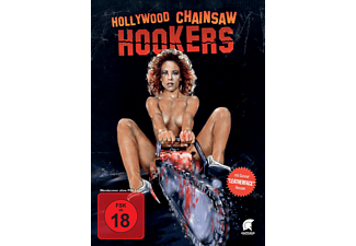 Hollywood Chainsaw Hookers - (DVD)
