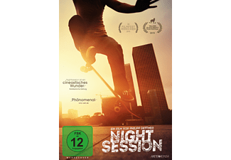 Nightsession - (DVD)