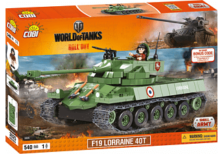 World of Tanks - Bausatz Lorraine (540 Teile)