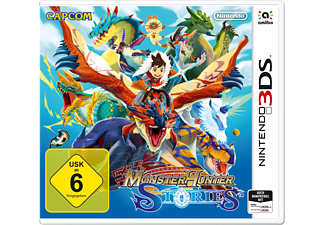 Monster Hunter Stories - Nintendo 3DS