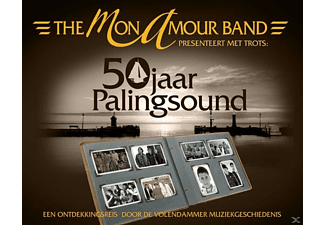 50 JAAR PALINGSOUND. MON AMOUR BAND, CD