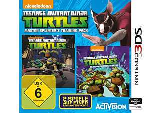 Teenage Mutant Ninja Turtles Training Pack - Nintendo 3DS