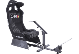 PLAYSEAT Evolution - Project Cars Edition, Rennsitz
