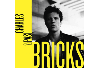 Charles Pasi - Bricks - (CD)