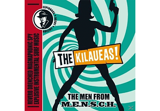 The Kilaueas - The Man From M.E.N.S.C.H. - (Vinyl)