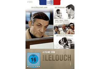 Claude Lelouch - Box 1 - (DVD)