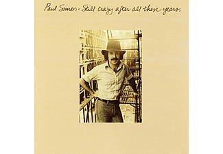 Paul Simon - Still Crazy After All These Years (Vinyl LP (nagylemez))