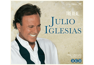 Julio Iglesias - The Real... Julio Iglesias (CD)