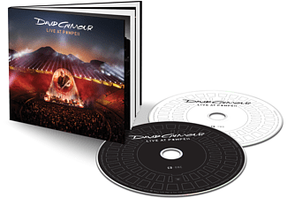 David Gilmour - Live At Pompeii (Digipak) (CD)