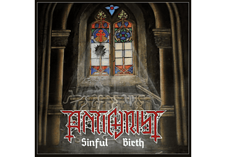 Antichrist - Sinful Birth (CD)