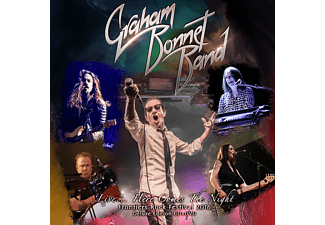 Graham Bonnet Band - Live...Here Comes The Night (Digipak) (CD + DVD)