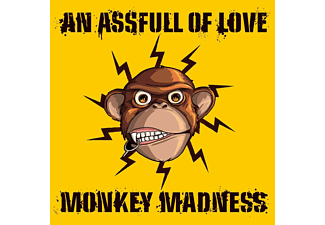 An Assfull Of Love - Monkey Madness - (CD)