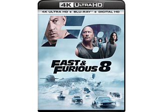 Fast & furious 8, (Blu-Ray 4K Ultra HD). BRUHD