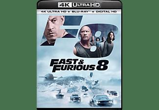 Fast & furious 8, (Blu-Ray 4K Ultra HD). BRUHD